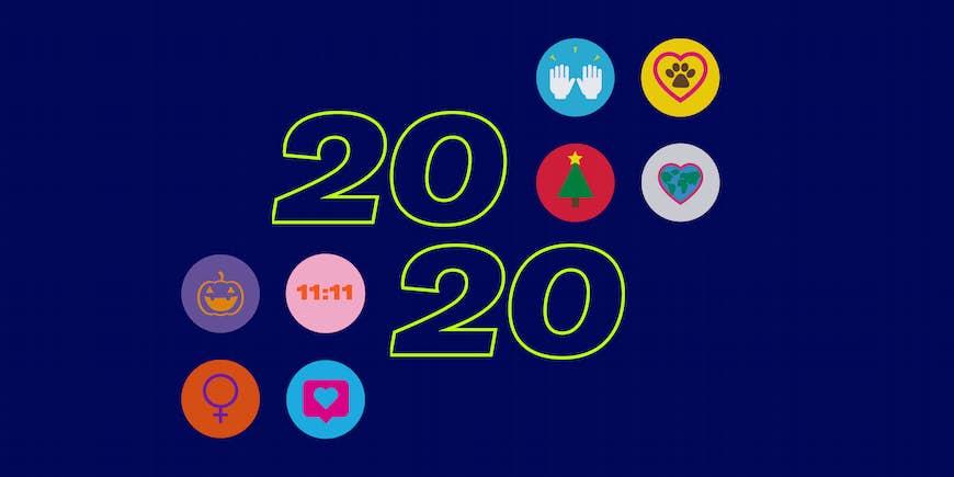 Your 2020 Campaign Calendar