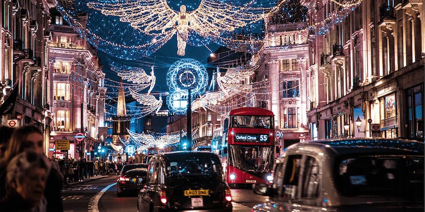 The Magic of Christmas: A Tale of Two Department Store Giants