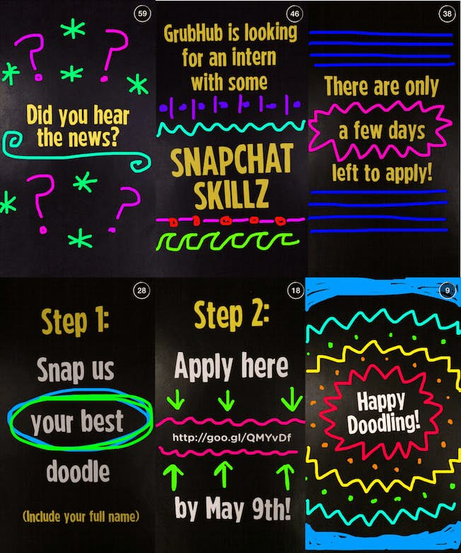 5 Creative Snapchat Campaigns to Learn From