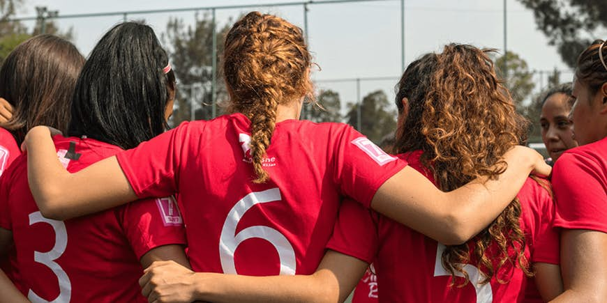 Girls In Sport - Marketing and Awareness