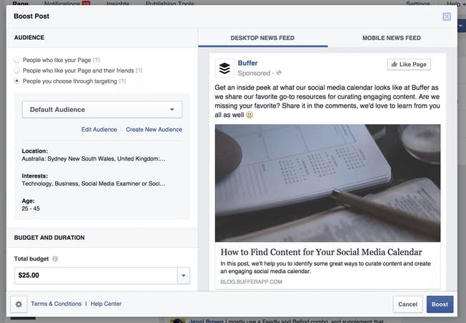 6 Easy Steps to Setting Up a Facebook Business Page