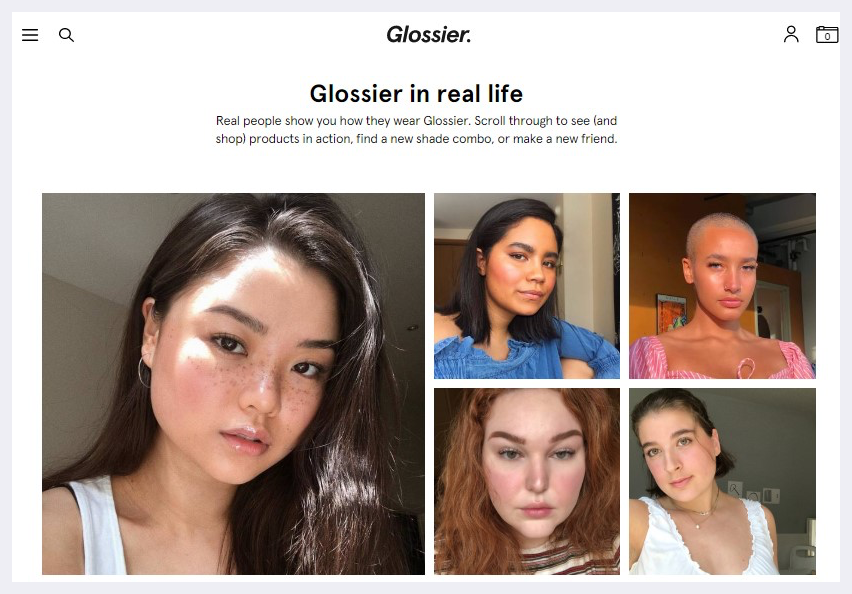 Glossier: A Thoroughly Modern Beauty Brand