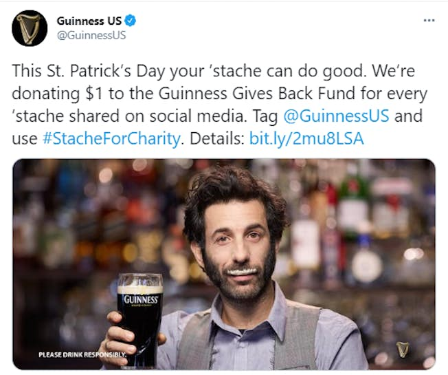 Go for Green with UGC this St Patrick's Day