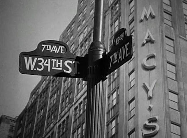 Macys' Corner