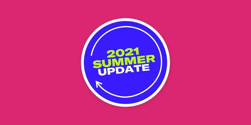 Membership Update Summer 2021