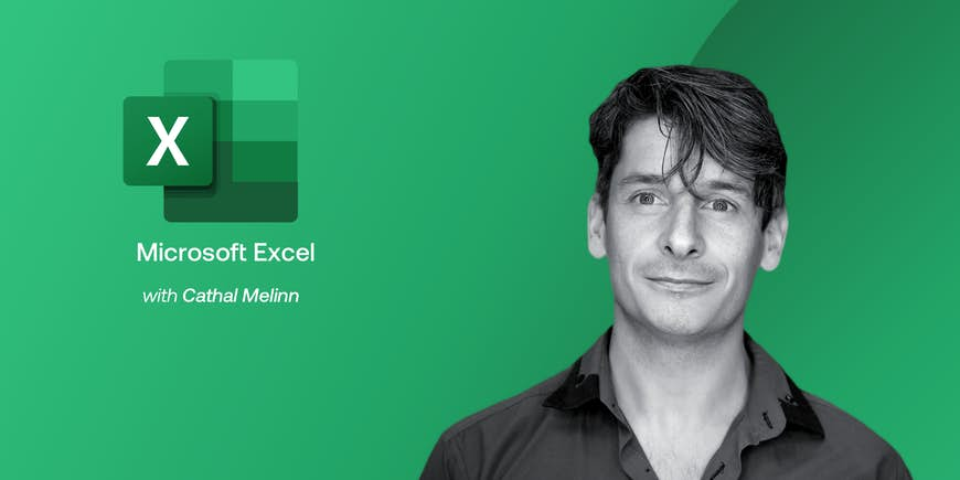 Walkthrough: Excel Tips with Cathal Melinn - Part 1