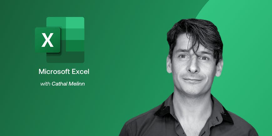 Walkthrough: Excel Tips with Cathal Melinn - Part Two