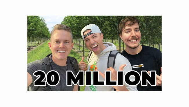 #TeamTrees - 2019's Biggest Influencer-Driven Viral Success