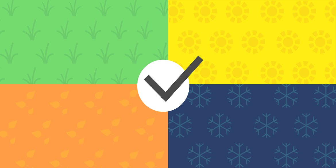 Plan your Campaign Strategy with our Seasonal Checklist