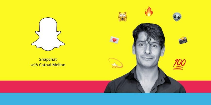 Walkthrough: Snapchat Ads with Cathal Melinn