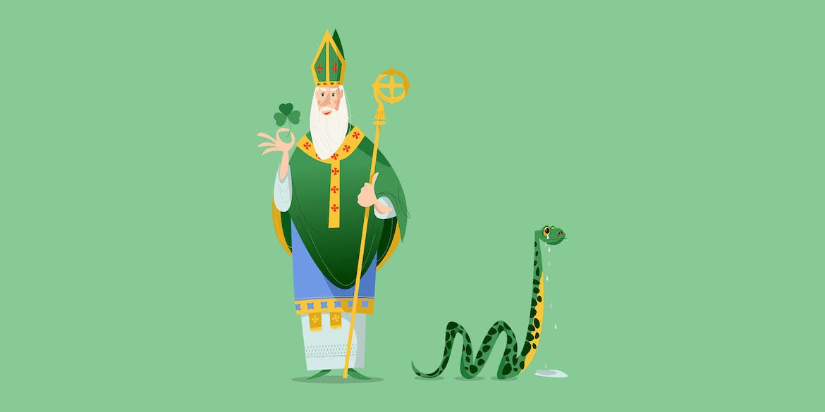 Is St. Patrick the Ultimate Brand Leader?