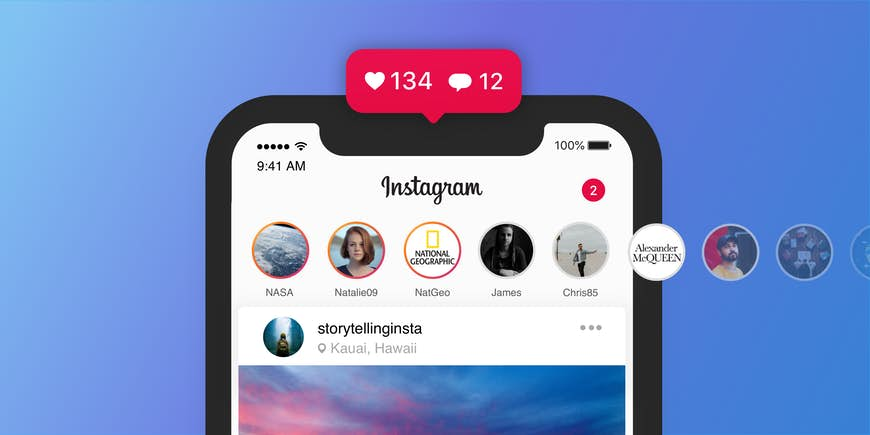 5 Ways to Leverage Storytelling in Instagram Stories