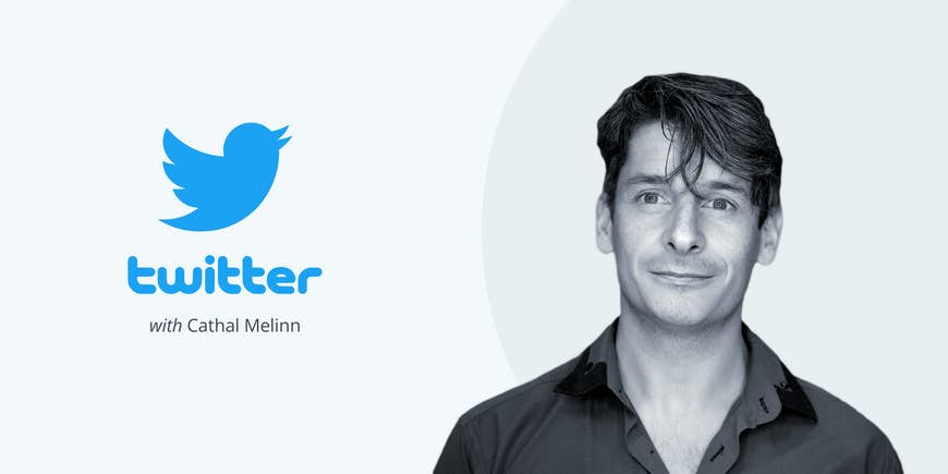 Walkthrough: Twitter Ads with Cathal Melinn