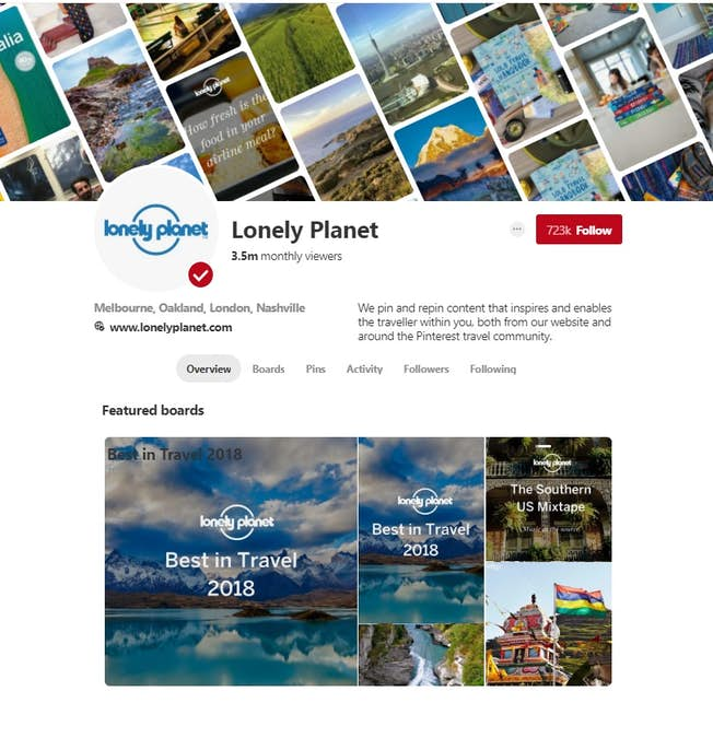 3 Examples of Successful Pinterest Campaigns