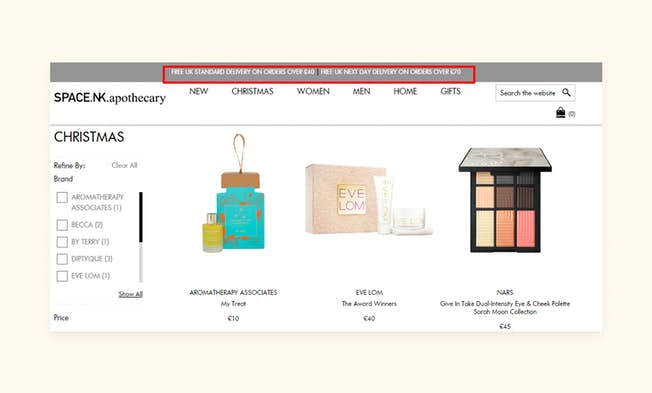 The Anatomy of an Excellent eCommerce Campaign