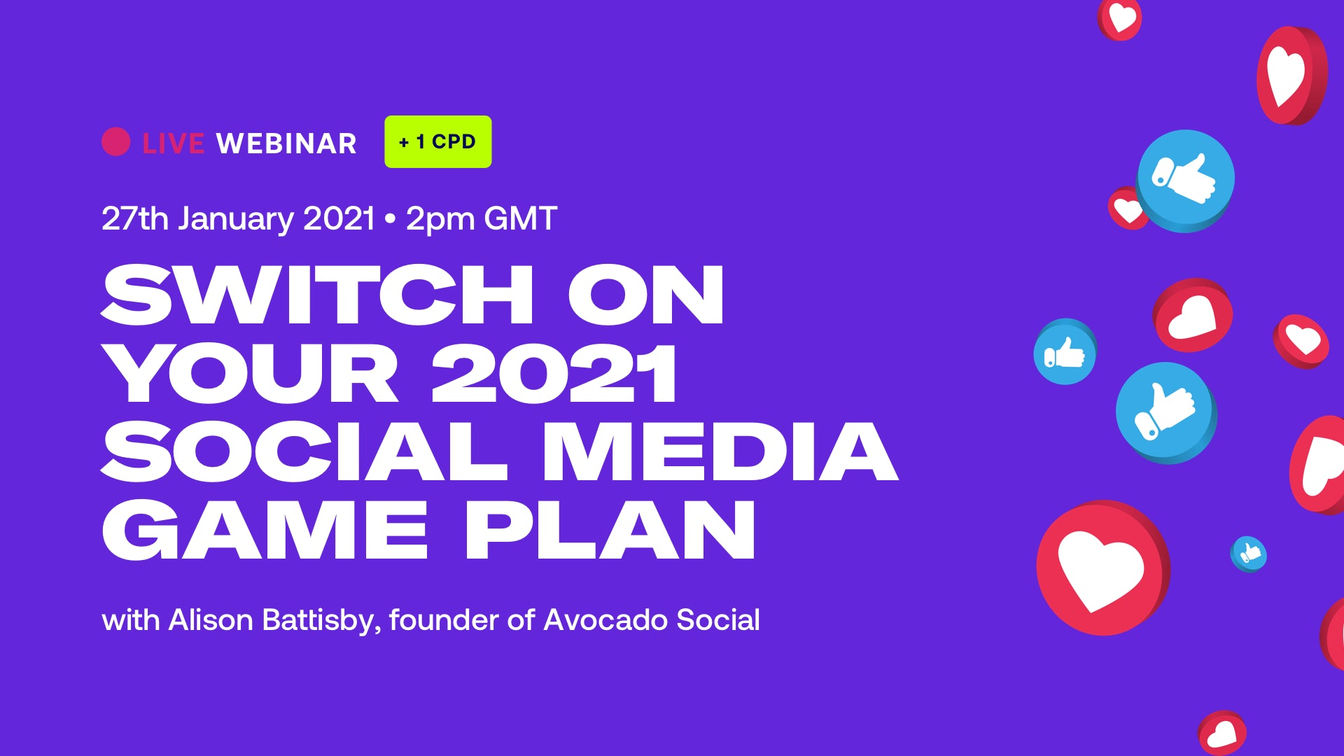 Switch On Your 2021 Social Media Game Plan