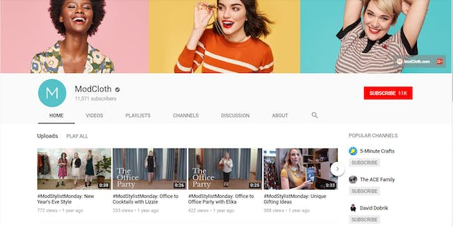 10 Ways to Grow Your YouTube Channel